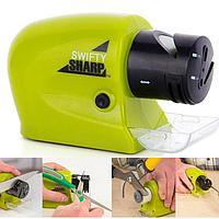 Точилка для ножей электрическая беспроводная Swifty Sharp.