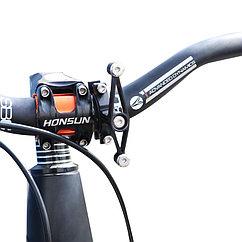 Крепление для держателя бутылок на велосипеде, самокате, скутере. Рассрочка. Kaspi RED.