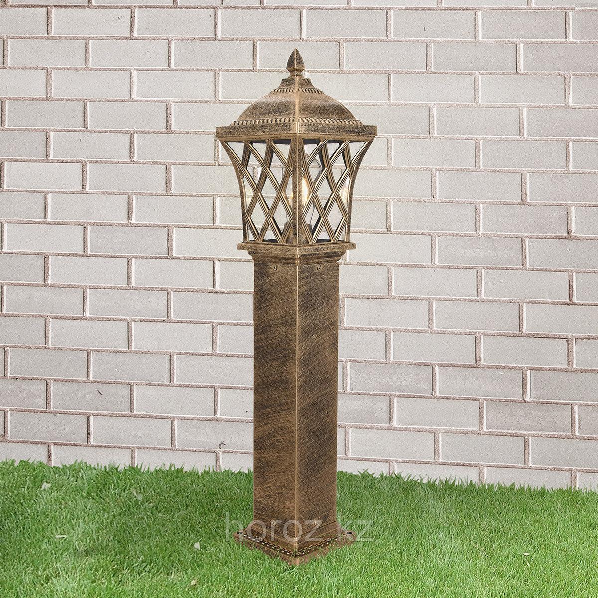 Газонный светильник в классическом стиле 75 cм
