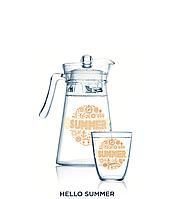 Графин со стаканами Hello Summer 7пр. (LUMINARC, Франция)