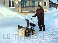 Снегоуборочная машина  (6,5 л.с.   56 см) Huter SGC 4000L самоходная бензиновая 70/7/22, фото 4