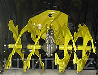 Снегоуборочная машина  (6,5 л.с.   56 см) Huter SGC 4000L самоходная бензиновая 70/7/22, фото 6