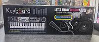 Ионика синтезатор с микрофоном