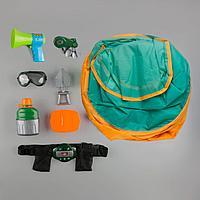CampSet: Наб-ор для игры в поход 8 предметов с рупором