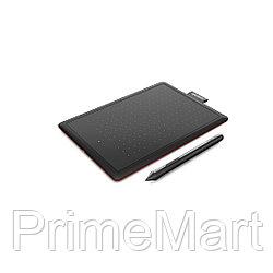 Графический планшет Wacom One Small (CTL-472-N) Чёрный