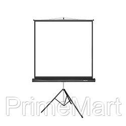 """Экран на треноге Deluxe DLS-T153x (60""""х60""""), Ø - 85"""", Раб. поверхность 149х149 см., 1:1"""