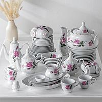 Набор столовой посуды 'Глория', 60 предметов
