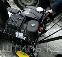 Снегоуборочная машина (6,5 л.с. | 56 см) Huter SGC 4100 самоходная бензиновая 70/7/1, фото 7