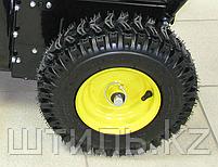 Снегоуборочная машина (6,5 л.с. | 56 см) Huter SGC 4100 самоходная бензиновая 70/7/1, фото 8
