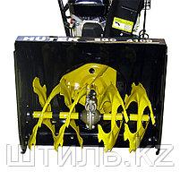 Снегоуборочная машина (6,5 л.с. | 56 см) Huter SGC 4100 самоходная бензиновая 70/7/1, фото 5
