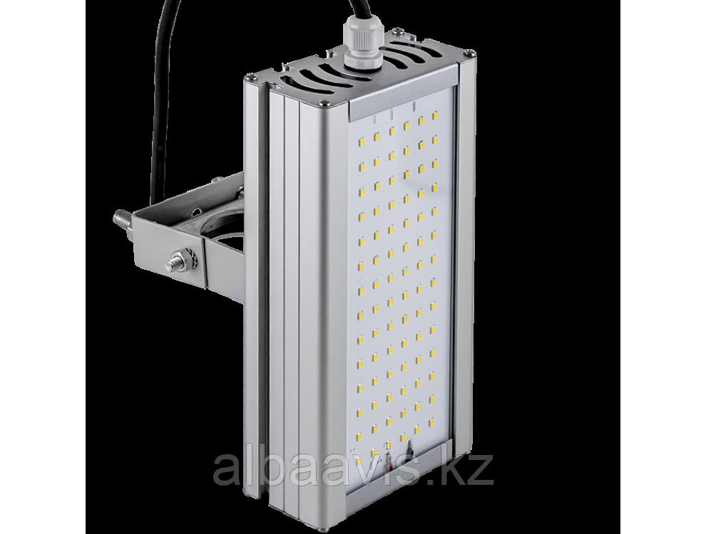 Светодиодный светильник торговой марки Virona с силикатным защитным стеклом. Мощность, Вт: 48