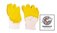 Перчатки жёлтые универсальные