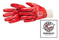 Перчатки красные универсальные