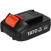 "Аккумулятор 18V, 2.0Ah Li-lon ""Yato"""