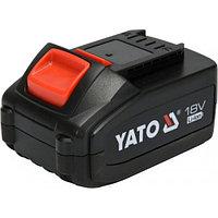 "Аккумулятор 18V, 4.0Ah Li-lon ""Yato"""