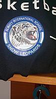 Нанесение логотипа (флекс)