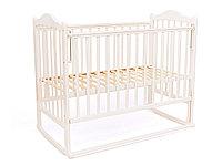 Кровать детская Tomix LINDA слоновая кость