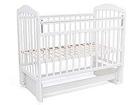 Кровать детская Tomix MONICA белый