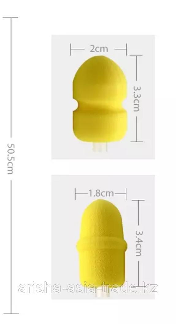 Катетер для спермы ио для свиней - одноразовый - пластиковый.