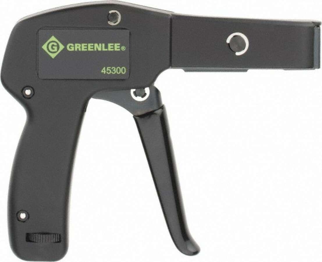 Greenlee 45300 - инструмент для затяжки хомутов, усиленный