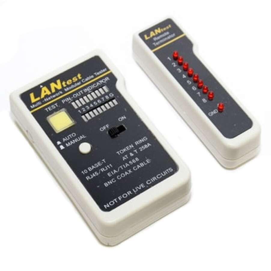 GreenLee LANTest Kit - кабельный тестер