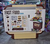 Кухня в чемодане Фаст фуд