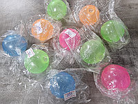 Липучий шарик светящийся