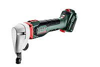 METABO Аккумуляторные высечные ножницы NIV 18 LTX BL 1.6
