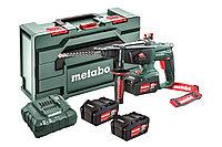 METABO Аккумуляторные перфораторы KHA 18 LTX Set