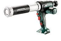 METABO Аккумуляторные пистолеты для герметика KPA 18 LTX 400