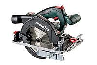 METABO Аккумуляторные ручные циркулярные пилы KS 18 LTX 57