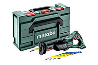 METABO Аккумуляторные сабельные пилы Set SSE 18 LTX BL