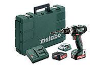 METABO Аккумуляторные ударные дрели Set PowerMaxx SB 12