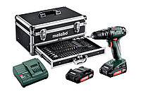 METABO Аккумуляторные ударные дрели SB 18 Set