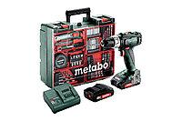METABO Аккумуляторные ударные дрели SB 18 L Set