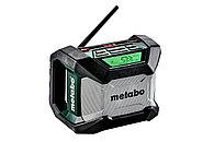 METABO Аккумуляторный строительный радиоприемник