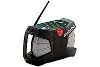 METABO Аккумуляторный строительный радиоприемник PowerMaxx RC