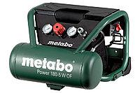 METABO Компрессоры Power 180-5 W OF Компрессор безмас.1.1кВт,5л,160/м