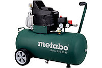METABO Компрессоры Basic 250-50 W Компрессор масл.1.5кВт,50л