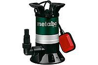 METABO Насосы PS 7500 S Насос погр гряз,450Вт,7500л/ч,5м,до30мм