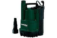 METABO Насосы TP 7500 SI Насос погр. 300Вт,7500л/ч,остаток 3 мм