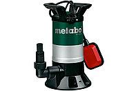 METABO Насосы PS 15000 S Насос погр г,850Вт,15000л/ч,9.5м,до30мм