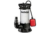 METABO Насосы PS 18000SN Насос пог.гр,1100Вт,18000л/ч,11м,до30мм