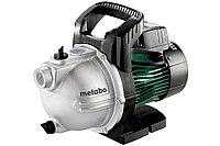 METABO Насосы P 3300 G садовый насос 900Вт, 3300 л/ч, чугун