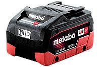 METABO Оснастка для аккумуляторных инструментов Аккумуляторный блок LiHD, 18 В — 5,5 А·ч (625368000)