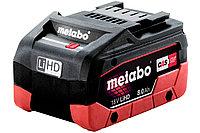 METABO Оснастка для аккумуляторных инструментов Аккумуляторный блок LiHD, 18 В — 8,0 А·ч (625369000)