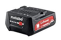 METABO Оснастка для аккумуляторных инструментов Аккумуляторный блок 12 В, 2,0 А·ч, Li-Power (625406000)