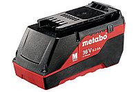 METABO Оснастка для аккумуляторных инструментов Аккумуляторный блок 36 В, 5,2 А·ч, Li-Power Extreme