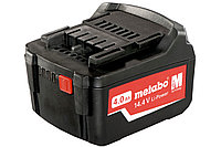 METABO Оснастка для аккумуляторных инструментов Аккумуляторный блок 14,4 В, 4,0 А·ч, Li-Power (625590000)