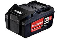 METABO Оснастка для аккумуляторных инструментов Аккумуляторный блок 18 В, 4,0 А·ч, Li-Power (625591000)